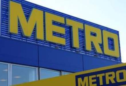Vanzarile Metro Cash&Carry au scazut in primul semestru fiscal. Romania, pe minus