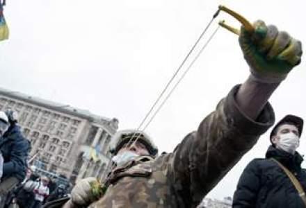 Separatistii din estul Ucrainei ar pregati un referendum privind alipirea la Rusia pe 18 mai