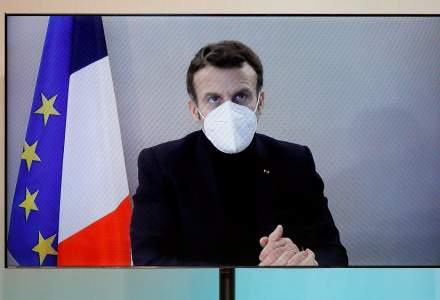Ghinion sau neglijență? Motivul pentru care Emmanuel Macron s-a îmbolnăvit de COVID