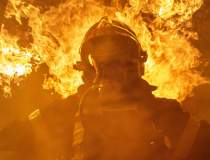 BREAKING: Incendiu într-un...