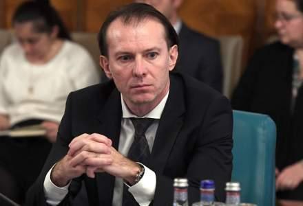 Florin Cîţu: Bugetul pe 2021 va fi definitivat şi prezentat de viitorul Guvern