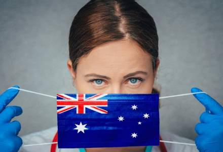 Noua tulpină de coronavirus a ajuns până în Australia