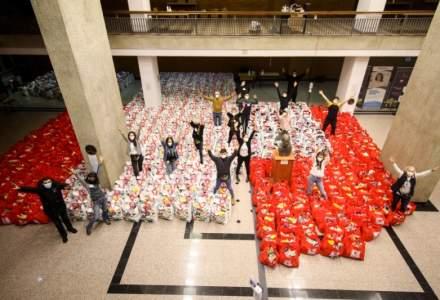 Kaufland România donează 85.000 de produse pentru persoane vulnerabile