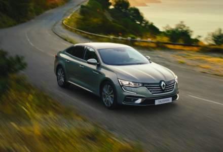 Noul Renault Talisman este disponibil în România