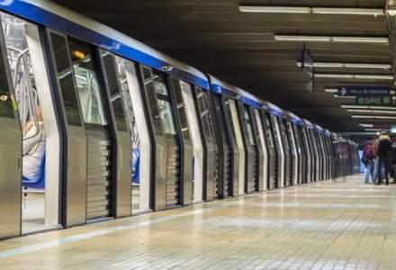 Metrorex introduce noile carduri contactless pentru accesul la metrou