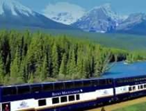 Un tren de mare viteza din...