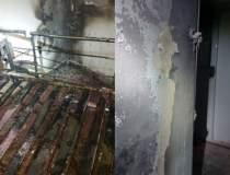 Incendiu la Spitalul Socola...