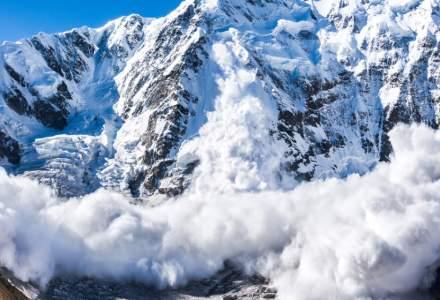 Pericol de avalanşă în zonele de schi din Austria