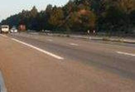 Primii 26 de km din centura de nord a Bucurestiului vor fi gata in noiembrie