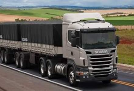 VW a obtinut sprijinul actionarilor Scania pentru preluarea marcii de camioane