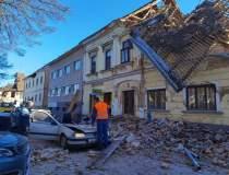 VIDEO: Cutremur în Croația cu...