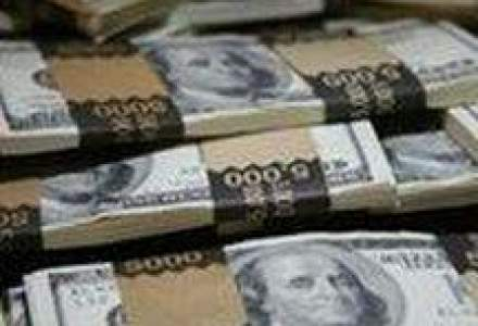 Patru banci de investitii au cerut Trezoreriei britanice 9 mil. lire pentru consiliere