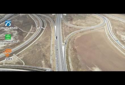 Câți kilometri de autostradă s-ar putea deschide în România lui 2021
