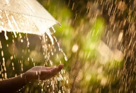 ANM anunță ploi în toată țara: până când e valabil codul galben