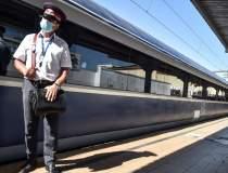 Trenuri CFR oprite între...