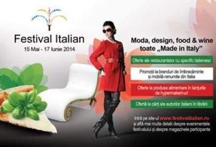 (P) A inceput Festivalul Italian: din 15 mai pana in 17 iunie 2014