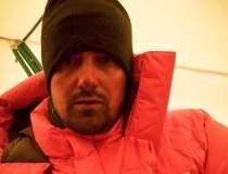 Alpinistul Alex Gavan, doua...