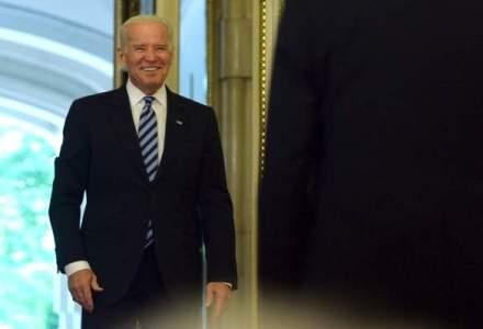 Biden: SUA sunt gata sa acorde Romaniei ajutor pentru a-si asigura independenta energetica