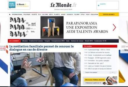 Cotidianul Le Monde lanseaza un festival in aceasta toamna