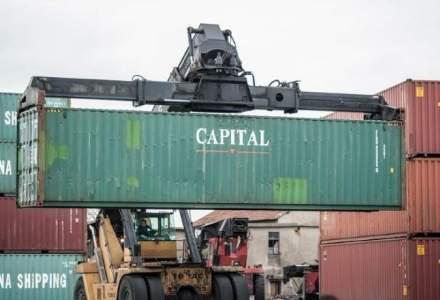 Se cer atât de multe produse din China încât există o criză de containere marine