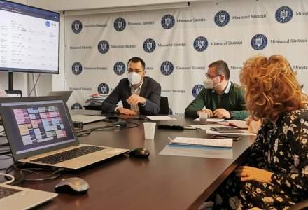 Ministerul Sănătății vrea să simplifice autorizarea centrelor de vaccinare