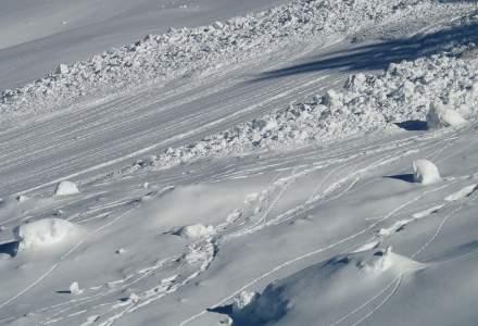 Risc iminent de avalanşă în masivele Parâng, Retezat şi Vâlcan