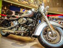 Harley Davidson, expozitie cu...