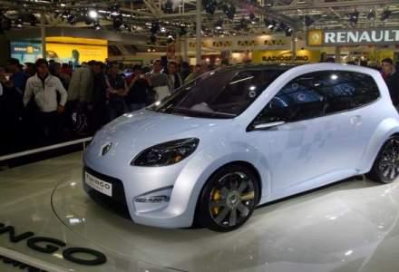 Lansarea masinii Renault Twingo cu propulsie electrica, amanata in lipsa cererii