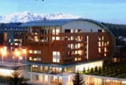 BCR a cumparat complexul Silver Mountain din Poiana Brasov, aflat in faliment