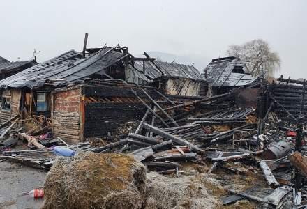 Guvernul anunță sprijin pentru persoanele afectate de incendiul din Miercurea Ciuc