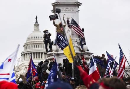 Manifestanți pro-Trump, arestați și inculpați pentru asediul Capitoliului