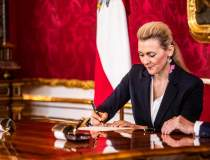 Ministrul Muncii din Austria...