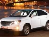Lexus lanseaza in Romania...