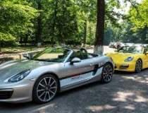 Porsche Roadshow: o plimbare...