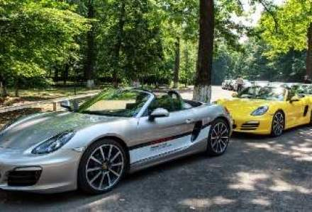 Porsche Roadshow: o plimbare de vara cu gama producatorului german