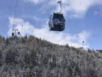 Gondola din Sinaia își...