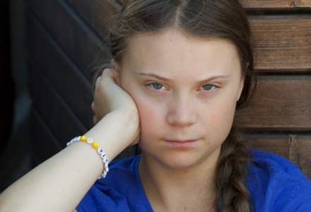 "Greta Thunberg, despre summitul One Planet: un simplu ""bla bla"""