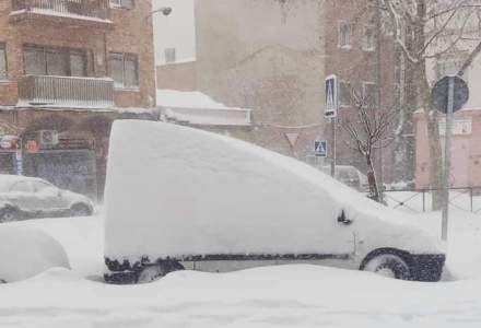 Atenționare MAE cu privire la Spania: Val de frig polar în Peninsulă