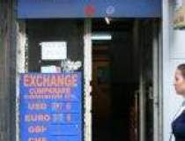 Slight decrease of currency...