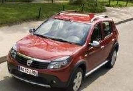 Ce sanse are Dacia Stepway in Romania?