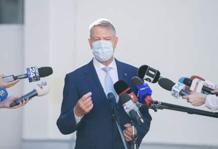Klaus Iohannis: Vom avea un buget centrat pe investiții, dezvoltarea infrastructurii și sprijinirea mediului de afaceri
