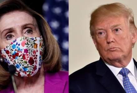 Nancy Pelosi: Donald Trump este ''un pericol evident şi imediat'', el ''trebuie să plece''