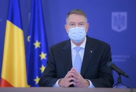 Klaus Iohannis: Școlile se vor redeschide de pe 8 februarie