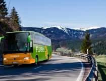 FlixBus și FlixTrain, cu 50%...