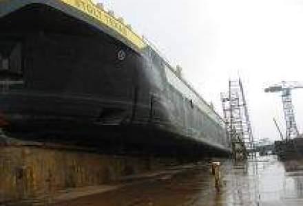 SIF4, noul actionar al Santierului Naval Orsova