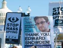 Edward Snowden vrea sa plece...