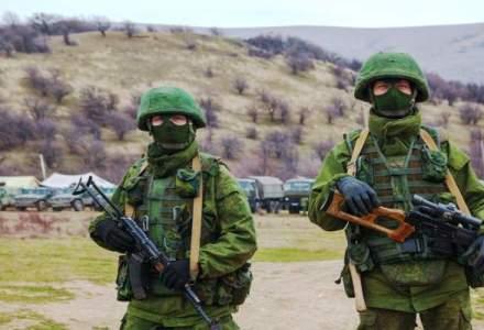 Cetatenii romani, inclusiv jurnalistii, sunt indemnati sa paraseasca regiunile din estul Ucrainei si Crimeea