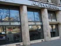 Alpha Bank a trecut pe profit...