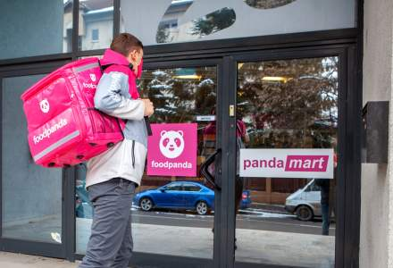 Foodpanda își lansează propriile magazine în România: promite livrarea în 30 de minute