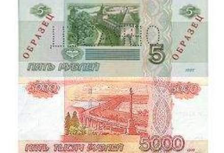 Rusia ar putea lasa liber cursul rublei peste doi ani